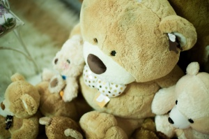 ตุ๊กตาสะสมแต่เด็ก เอามาแจกผู้โชคดีในงานแต่งงาน